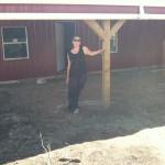 Building Ravenrock Autumn 2012