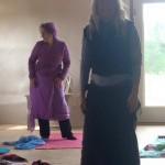 Alia & Tracey, deep dance