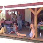 Ravenrock Hermit's Porch