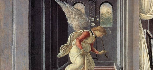 ANGELsandrobotticelli_theannunciation