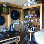 Ravenrock Rim Cabin Pantry