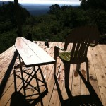 Ravenrock Rim Cabin View