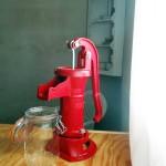 Ravenrock Croft Red Pump