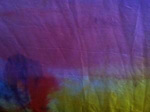 silk veil, detail 4 yards 5mm