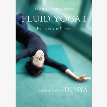 Fluid Yoga I DVD cover