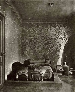 3. Tree Over Bed